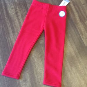 Carter's Leggings with Cozy Lining